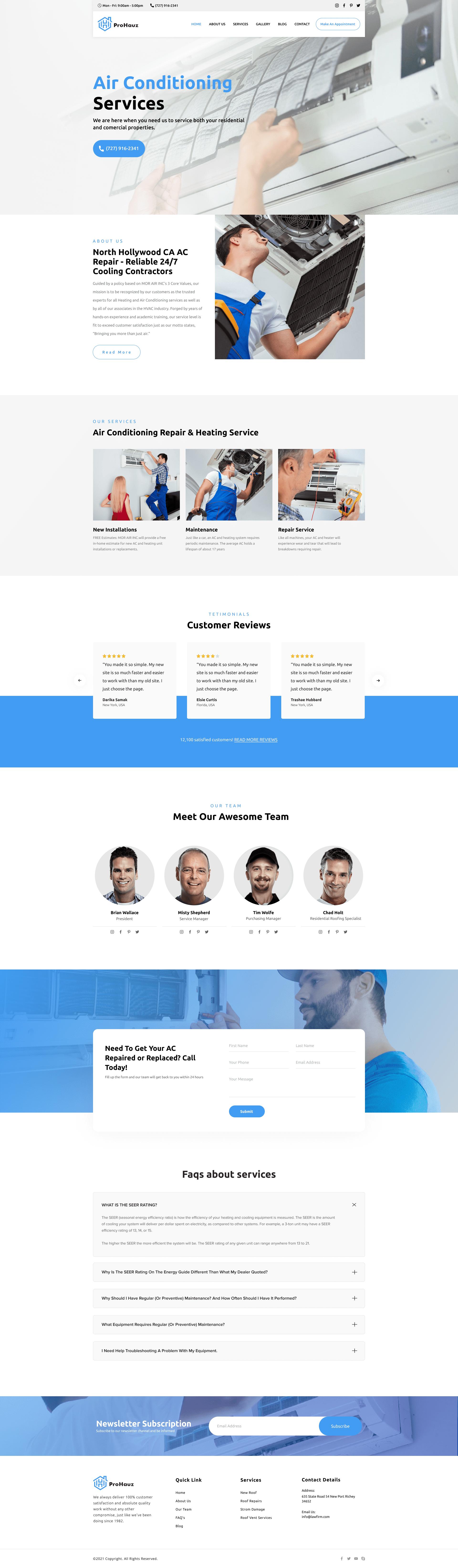 HVAC-Home-Page